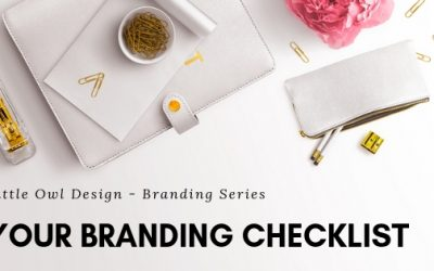 Your Branding Checklist