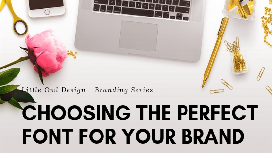 Choosing the Perfect Font for Your Brand