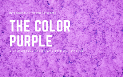The Color Purple – Intro to Color Series