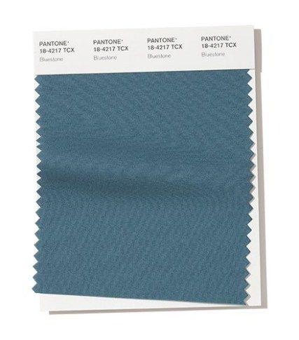 Pantone Bluestone2 Fall & Winter Color Trends