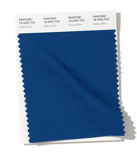 Pantone Galaxy Blue Fall & Winter Color Trends