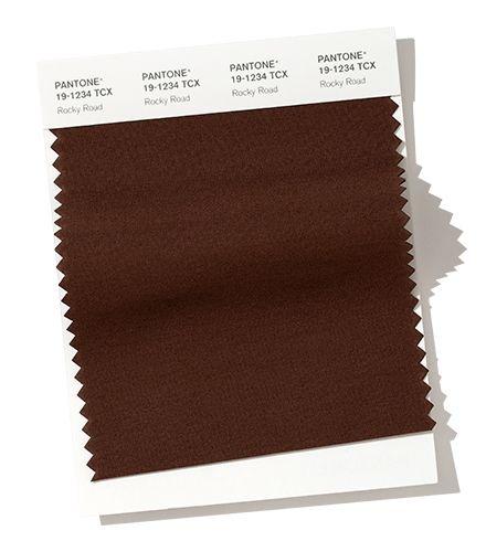Pantone RockyRoad Fall & Winter Color Trends